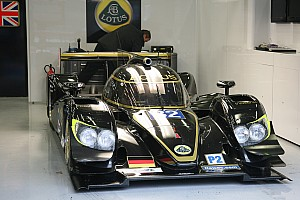 WEC Lotus LMP2 6 Hours of Spa race report