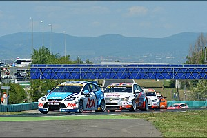 WTCC James Nash Race of Hungary event summary
