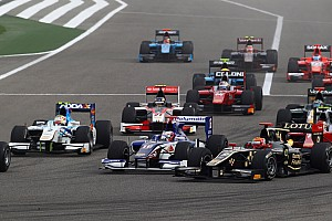 GP2 Trident Racing Bahrain race 2 report