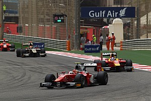 GP2 Scuderia Coloni Bahrain race 2 report