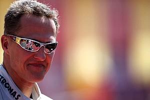 Schumacher happy criticism started tyre 'discussion'