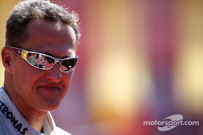 Schumacher happy criticism started tyre 'discussion'