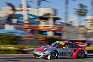 Flying Lizard ready for season jump start at Laguna Seca