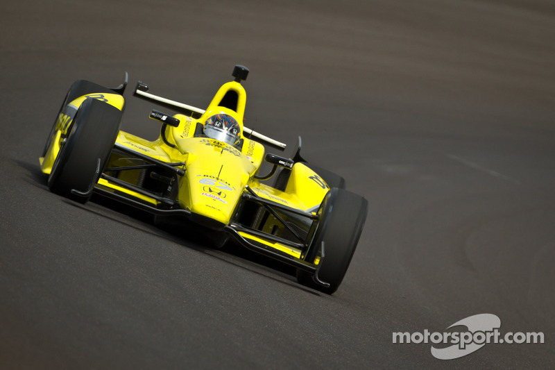 SFHR Indy 500 practice day 5 report