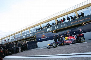 Formula 1 Valencia pushing ahead with F1 alternation idea