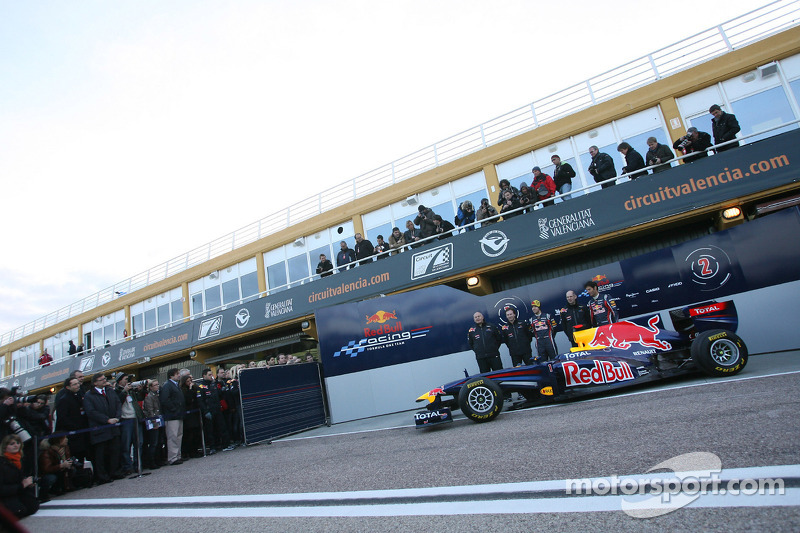 Valencia pushing ahead with F1 alternation idea