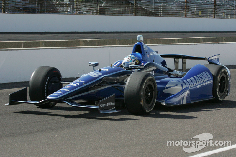 Dallara makes immediate safety changes to Indy Car