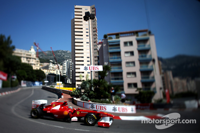 F1 ready to spin Monaco roulette wheel