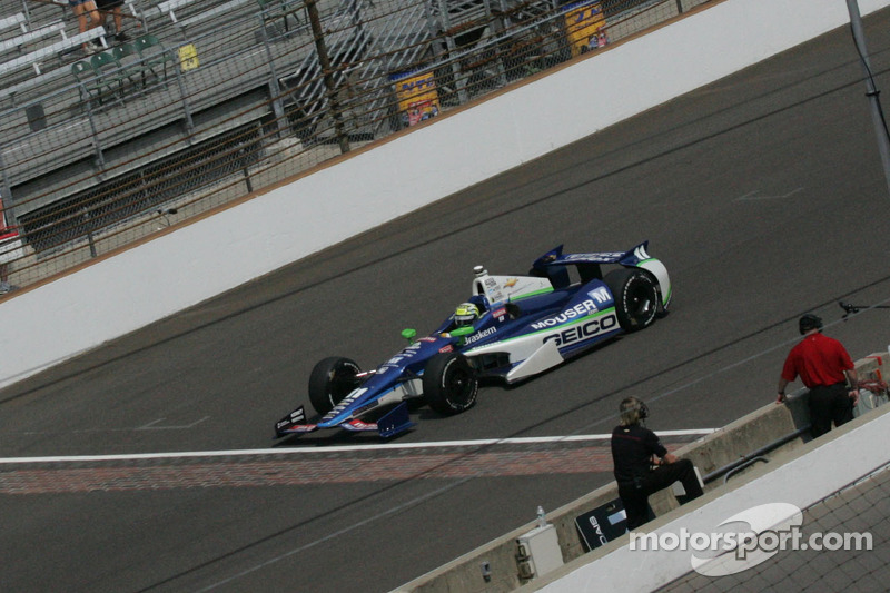 Kanaan, Chevrolet drivers Indy 500 post-race comments