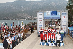 WRC Nokia and WRC end seven-figure series sponsorship