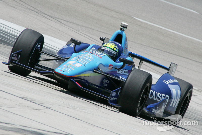 Kanaan leads Texas qualifying for KV Racing