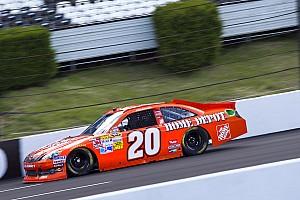 NASCAR Sprint Cup Joey Logano pilfers Pocono pole