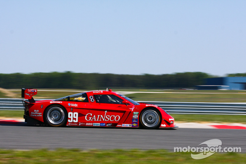 Bob Stallings Racing disappointed in results at Mid-Ohio