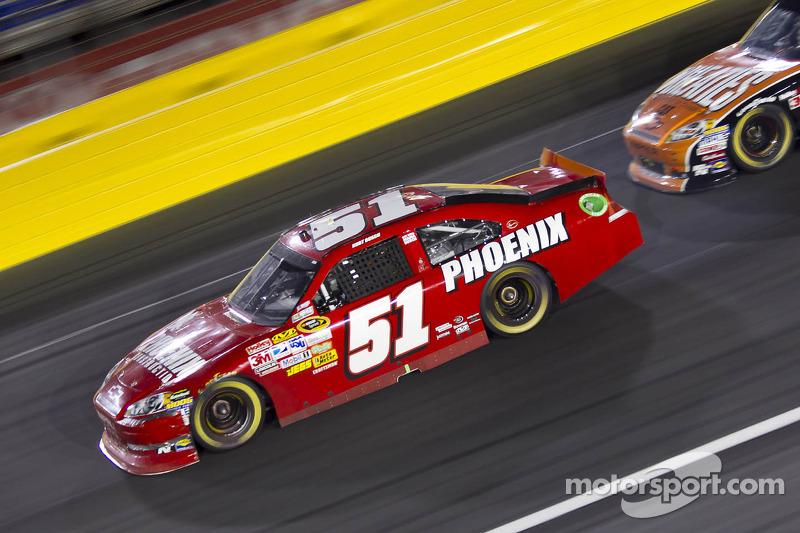 Phoenix Racing brings Kurt Busch back