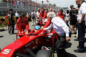 Ecclestone delighted with 'historic' 2012 season