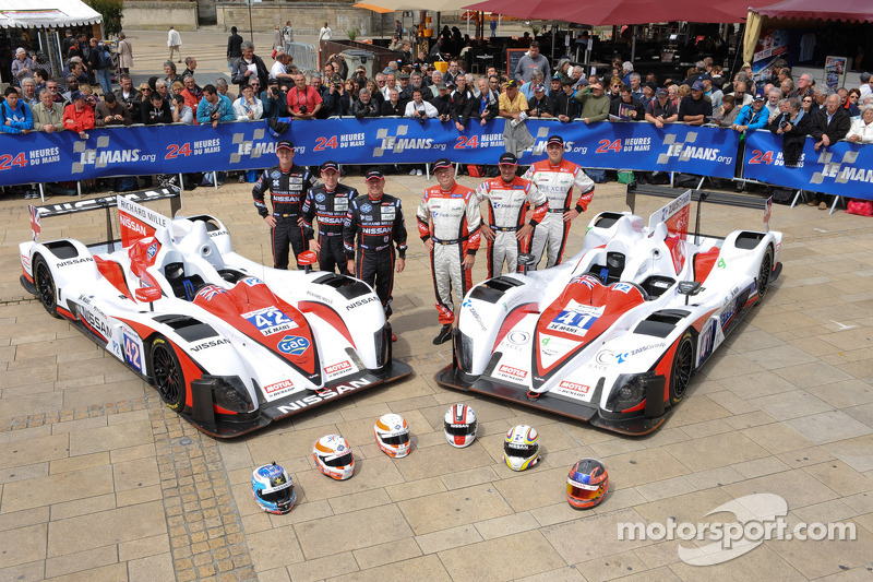 Greaves Motorsport prepares for the Le Mans 24 Hours