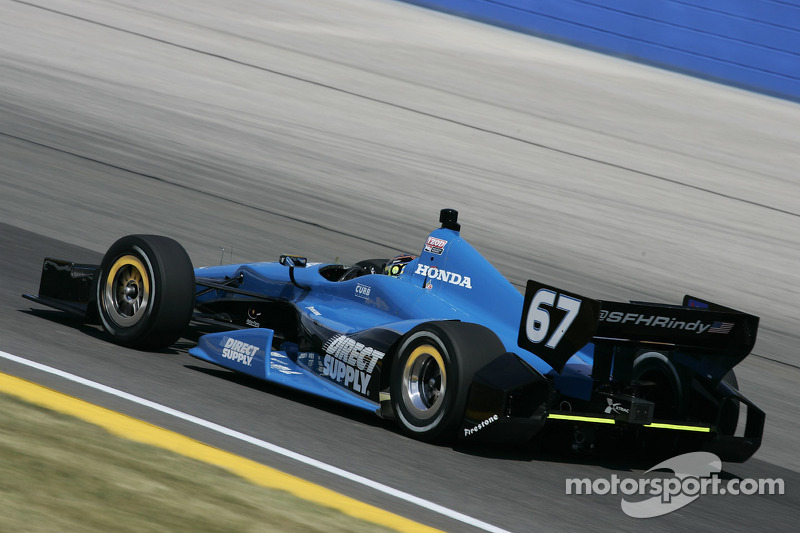 Newgarden knocked out of Milwaukee IndyFest by fuel pressure issues