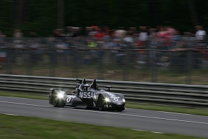 Nissan DeltaWing forced out at Le Mans Le Mans