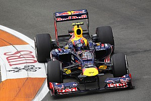 Formula 1 Breaking news FIA inspected Red Bull suspension after Valencia