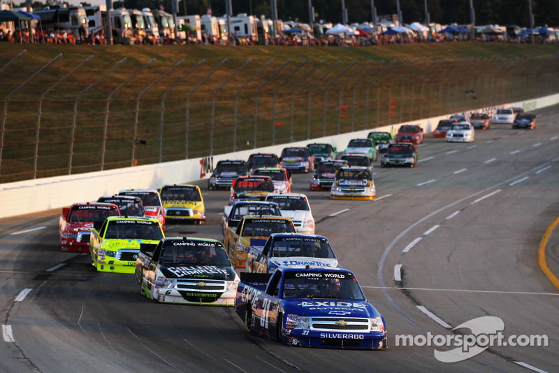 James Buescher scores decisive win at Kentucky