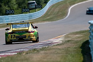 Grand-Am Practice report Burtin Racing returns to competition at Watkins Glen