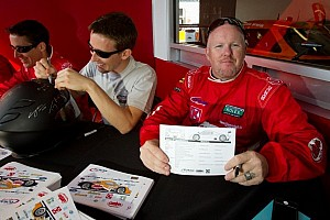 Paul Tracy has transitioned to sports-car racing