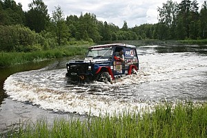 Offroad Race report Nothing easy in Russia's Pro-X Trophy hunt