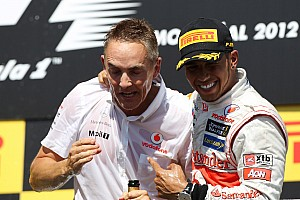 Whitmarsh not worried Hamilton spat to turn 'toxic'