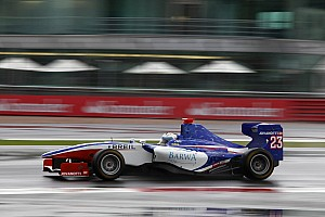 GP3 Race report Trident Racing has rough weekend in Silverstone