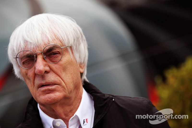 F1 close to Concorde Agreement deal now - Ecclestone