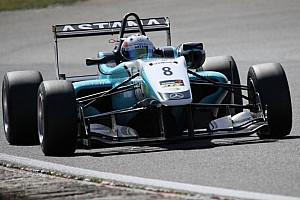 F3 Qualifying report Juncadella claims pole for Masters of F3 event in Zandvoort