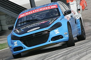 Pastrana emotional after Loudon Global Rallycross victory