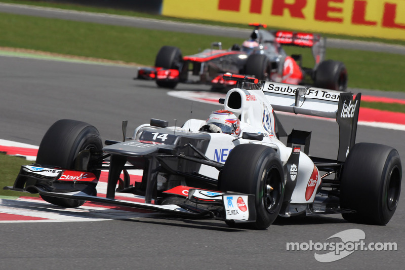 Sauber in no hurry to set 2013 driver lineup