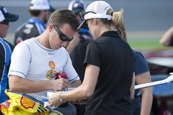 Date set for testing of A.J. Allmendinger's 'B' sample