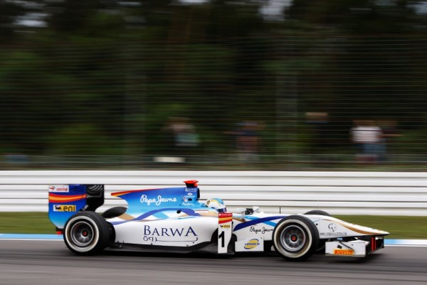 Strategic decision paid off for Cecotto in Hockenheim feature race win