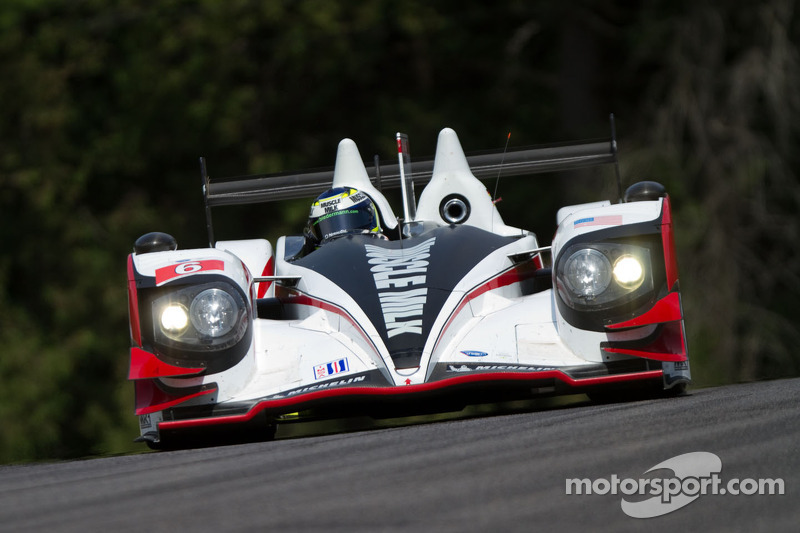 Muscle Milk wins Mosport, Lizards fail tech, Patron Ferrari wins