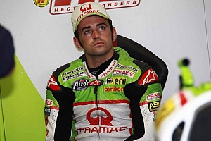 MotoGP Breaking news Barbera to miss US rounds following training accident