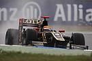Esteban Gutierrez leads Lotus charge at Silverstone
