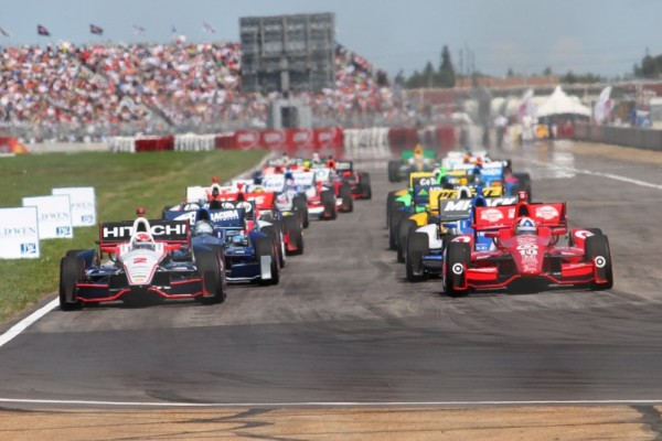 Mid-season thoughts on the 2012 Indy Car Series campaign