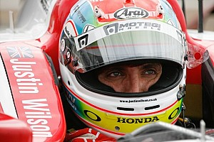 V8 Supercars Breaking news Justin Wilson joins Greg Murphy for Gold Coast all-star event