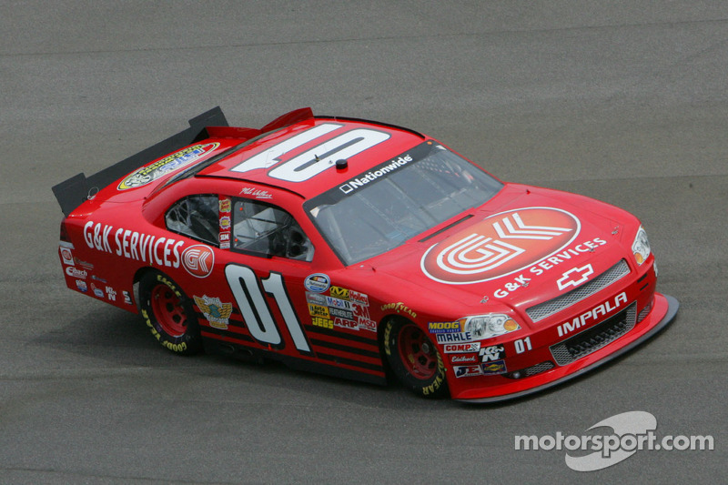 Mike Wallace to make 760th-career NASCAR start at Indy's first Nationwide race