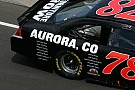 Smith's No. 78 Chevrolet  pays tribute to victims of Aurora tragedy