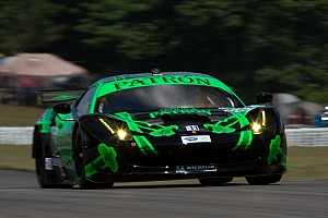 ALMS Race report Extreme Motorsports and Tequila Patron awarded Mosport win; first win in team history