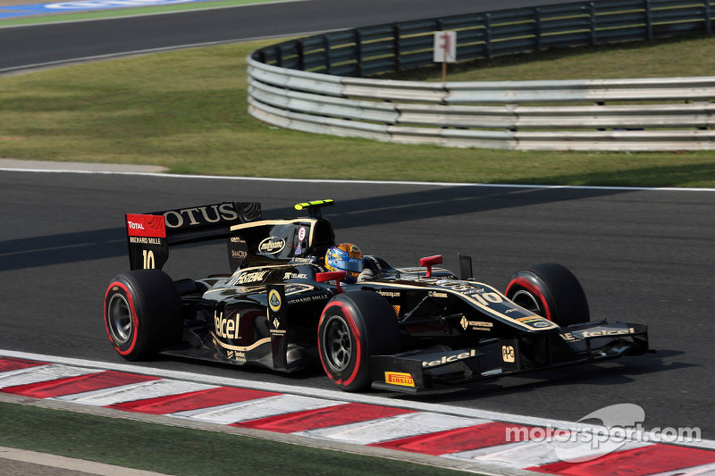 Gutiérrez rockets to Sprint Race victory at Hungaroring