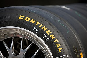Continental tire helps make history at the Brickyard in Indianapolis