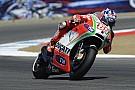 Hayden sixth at home race, crash for Rossi at Laguna Seca