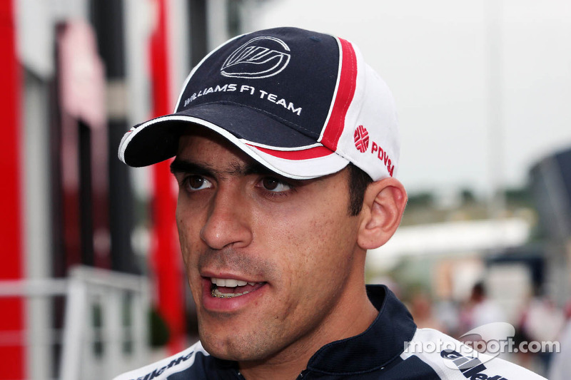 Maldonado plays down 'mistakes'