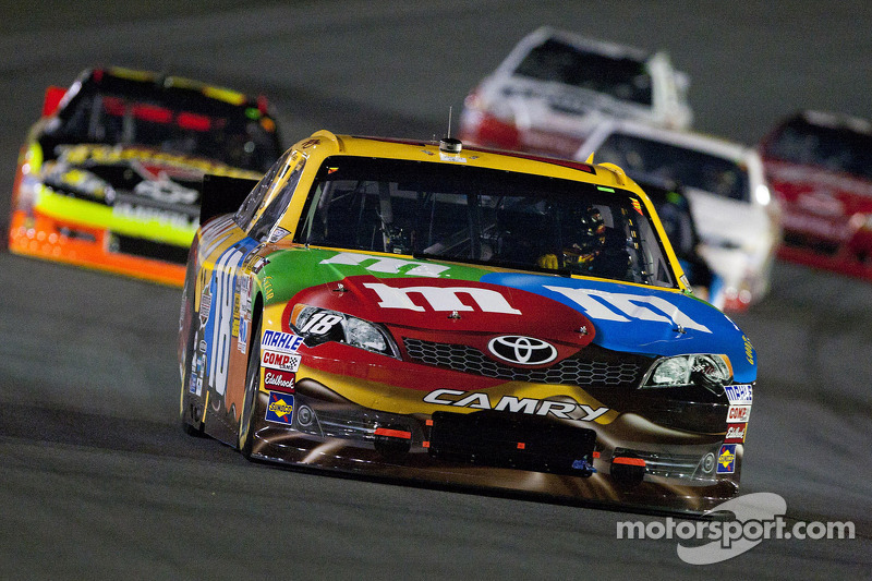 M&M's Racing: Kyle Busch Pennsylvania 400 Advance
