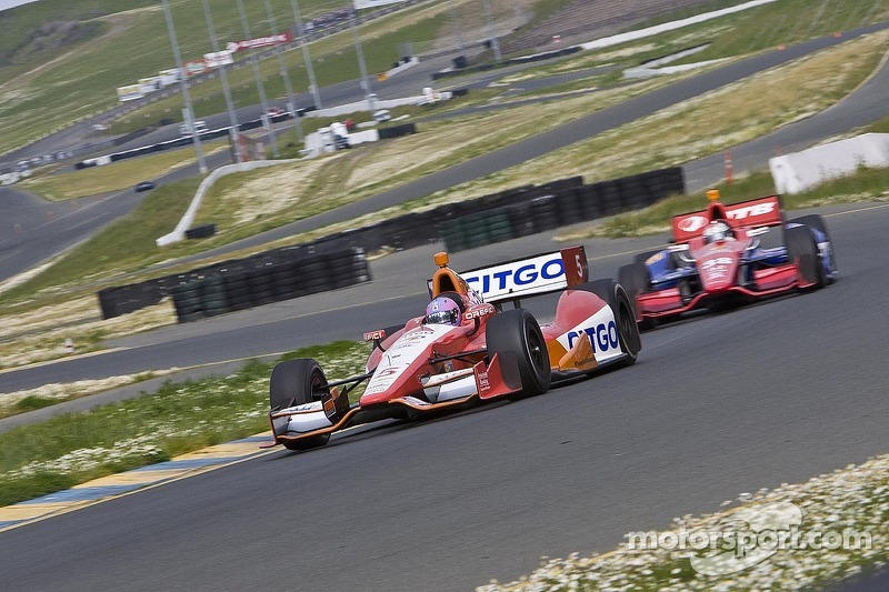 Sonoma track modified for IndyCar August race