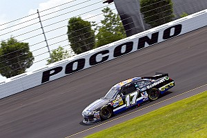 Roush Fenway Racing looks to triumph at Pocono's tricky triangle